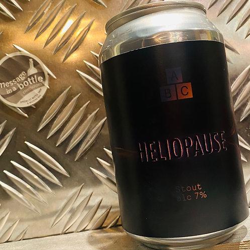 Alphabet Brewing Co / ABC 🇬🇧 HELIOPAUSE : Stout / Chocolate, Coffee + Caramel