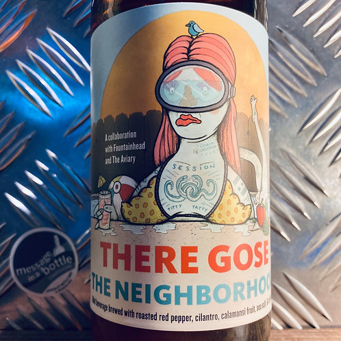 Against The Grain 🇺🇸 there gose the neighborhood : gose / wild / sour ale