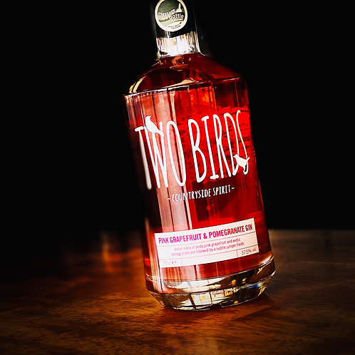 Two Birds Spirits 🇬🇧 PINK GRAPEFRUIT AND POMEGRANATE GIN