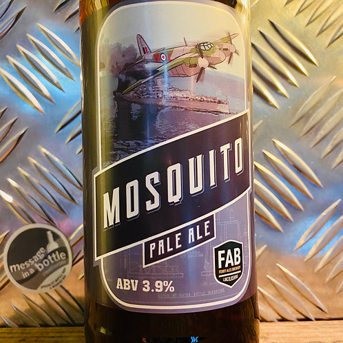 Ferry Ales Brewery - mosquito : pale ale