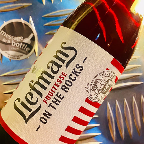 Liefmans 🇧🇪  strawberry, raspberry, black cherry, elderberry & blueberry beer