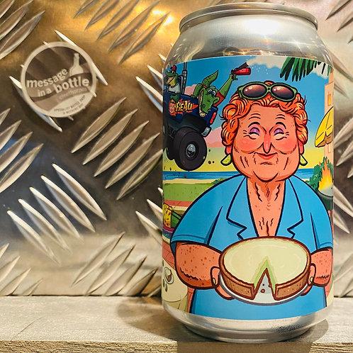 Alphabet Brewing Co / ABC 🇬🇧 FLORIDA NAN : Key Lime Vegan Milkshake IPA