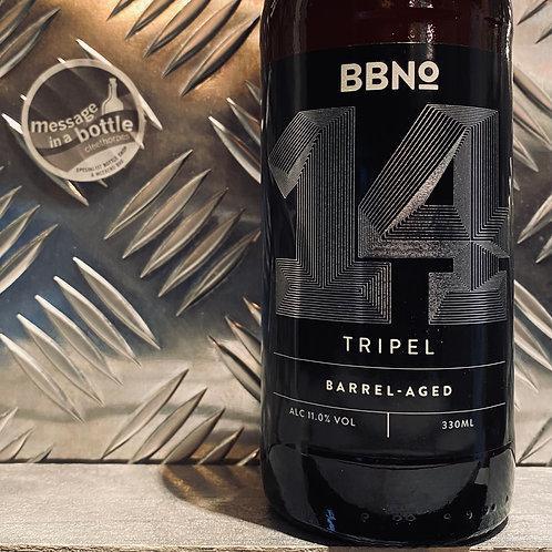 Brew By Numbers / BBNO 🇬🇧 14 | Barrel Aged Tripel / Belgian Inspired
