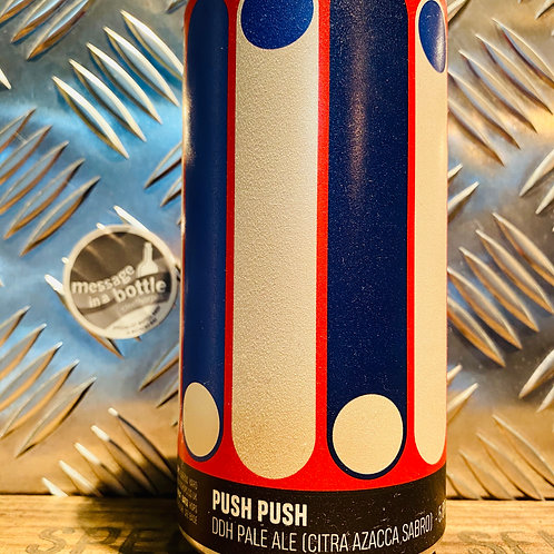 Howling Hops 🇬🇧 push push : ddh / double dry hopped pale ale