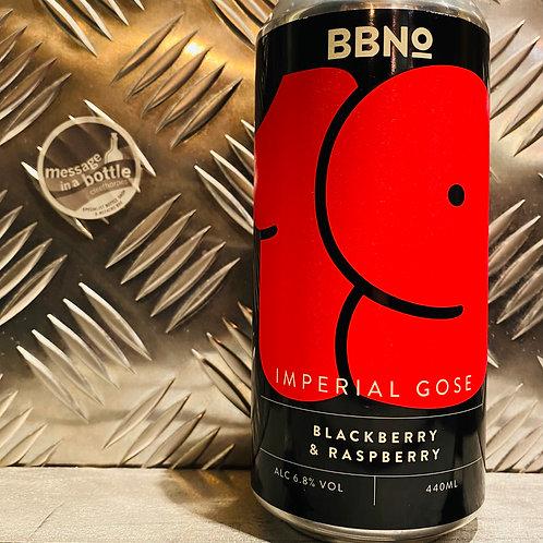 Brew By Numbers / BBNO 🇬🇧 19 | Imperial Gose : Blackberry & Raspberry