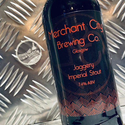 Merchant City 🇬🇧 JAGGERY IMPERIAL STOUT