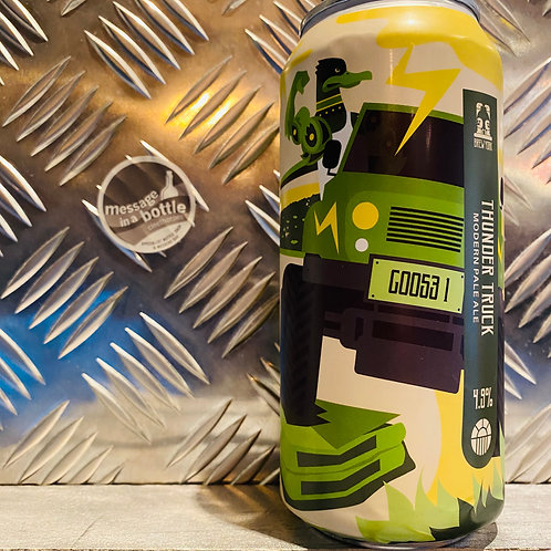 Brew York 🇬🇧 THUNDER TRUCK : Modern Pale Ale
