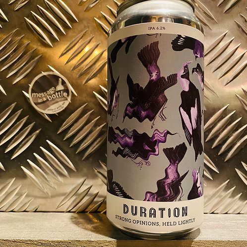 Duration 🇬🇧 STRONG OPINIONS, HELD LIGHTLY : IPA