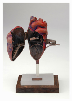 Wrecked Heart (Detail)
