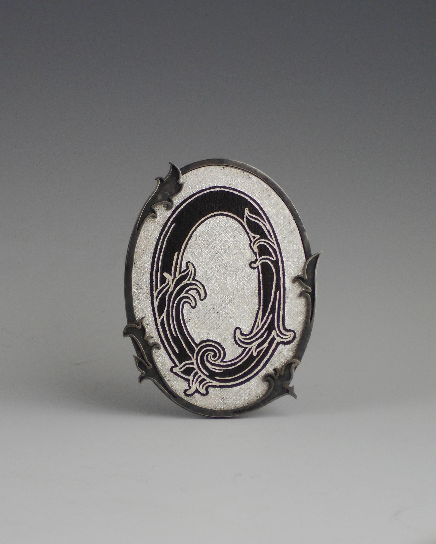 Ornament Brooch