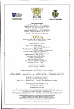 Tosca Parma