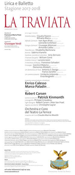 traviata La Fenice