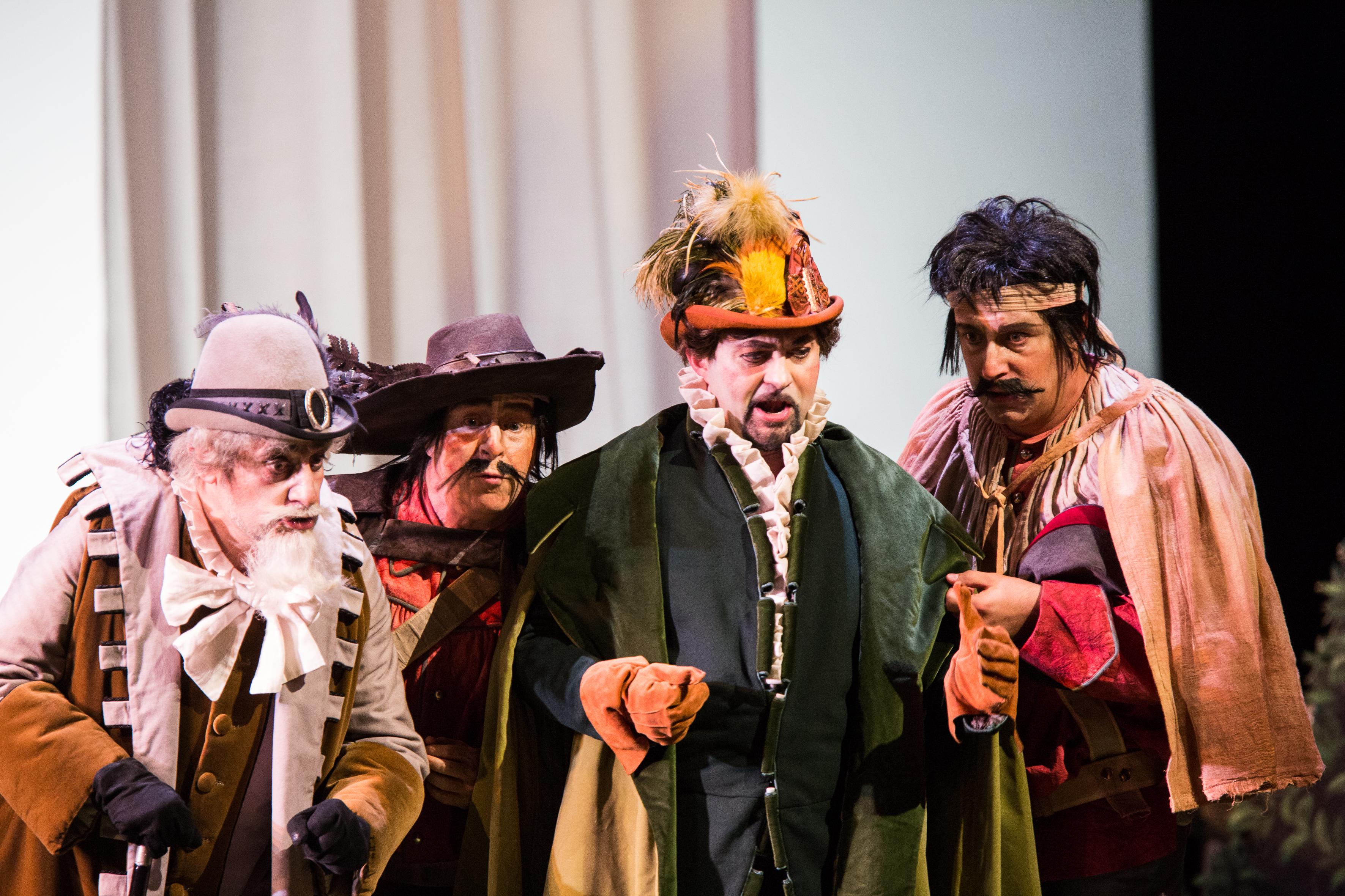 Pistola, teatro Verdi Trieste 2015