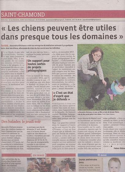 Teen&Co, MéditonAnimale, Education Canine Loire