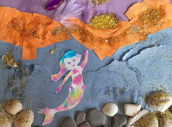 Eva 'Under the Sea'