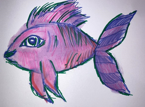 Billie Clark Monaghan 'Under the Sea'