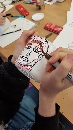 Create and Grow Art Pack £10