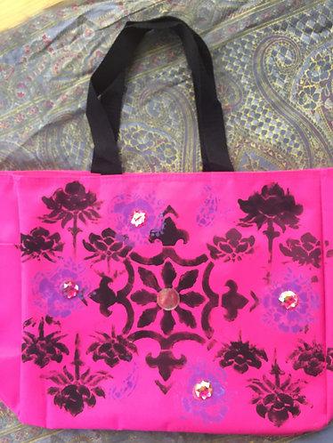 canvas bag..