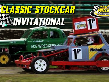 Classic Stockcars Bring Back Another Era