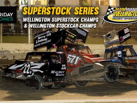 Postponed: Friday Homes Superstock Series Decider