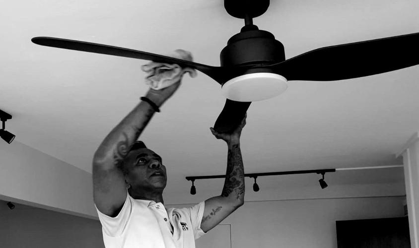Fan Cleaning