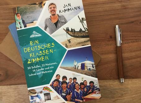 """""""Ein deutsches Klassenzimmer"""" von Jan Kammann / Buchrezension"""