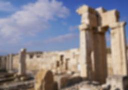 古代ローマ都市 トリポリス