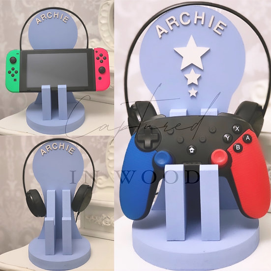 PERSONALISED GAMING STAND