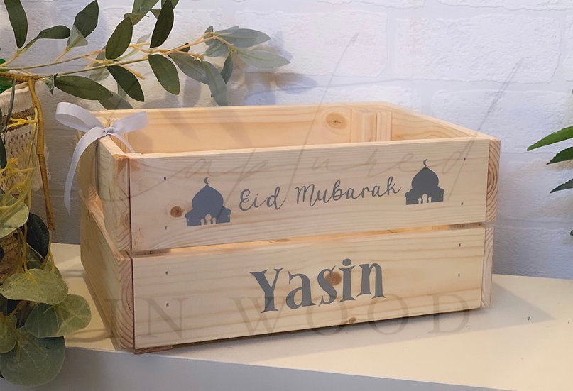 PERSONALISED EID BOXES