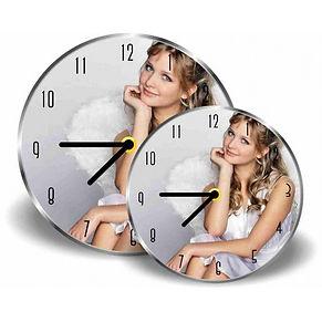 Печать на часах москва теплый стан ЮЗАО фоточасы часы с логотипом