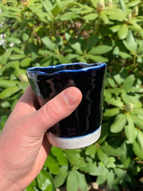 Black Tumbler I