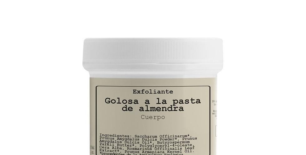 Exfoliannte a la pasta de Almendra, Cuerpo,  Hévéa