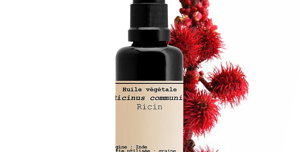 Ricino, Aceite Vegetal (Ricinus communis)