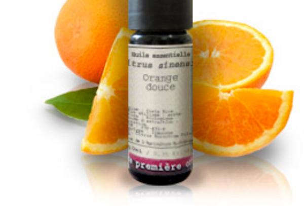 Aceite esencial Naranja dulce (Citrus sinensis)