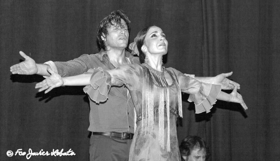 Ursula Moreno & Juan Polvillo
