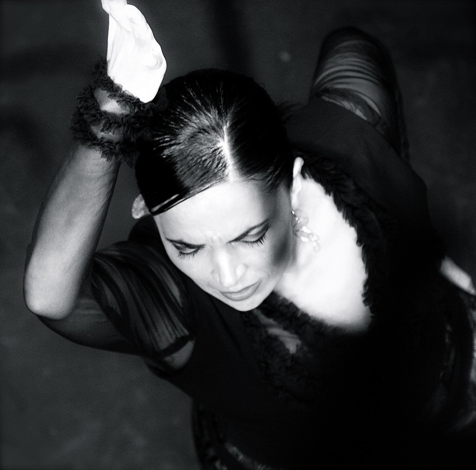Ursula Moreno Flamenco Malaga