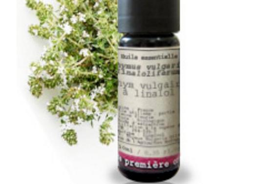 Aceite esencial Tomillo linalol (Thymus vulgaris linaloliferum)