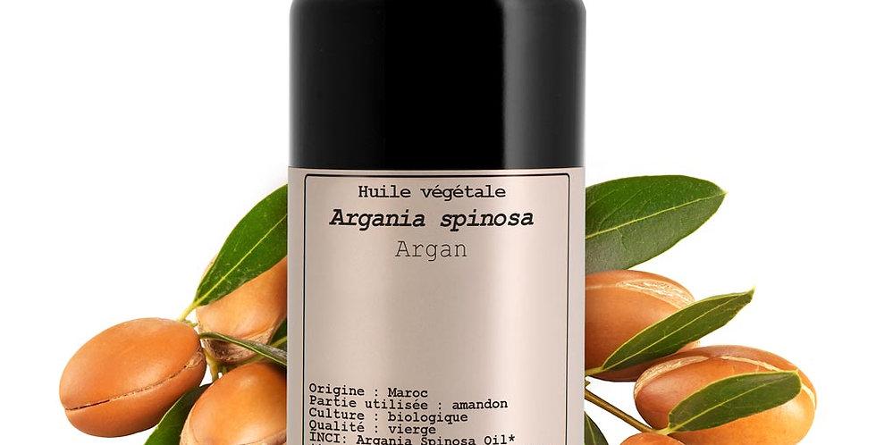 Aceite Vegetal Argán  (Argania spinosa), Hévéa