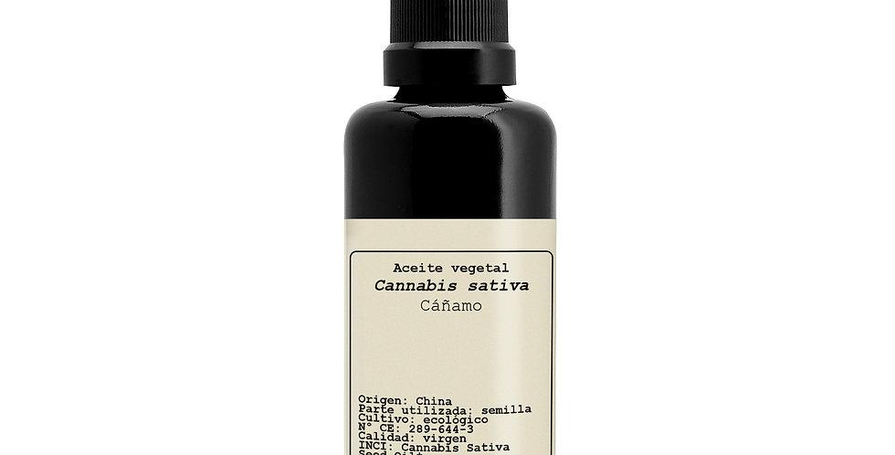 Cáñamo, Aceite Vegetal (Cannabis sativa)