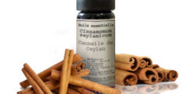 Aceite esencial Canela (Cinnamomum zeylanicum)