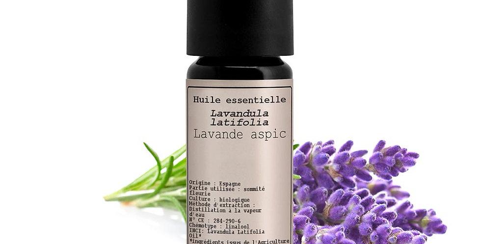 Aceite esencial Lavanda (Lavandula angustifolia)