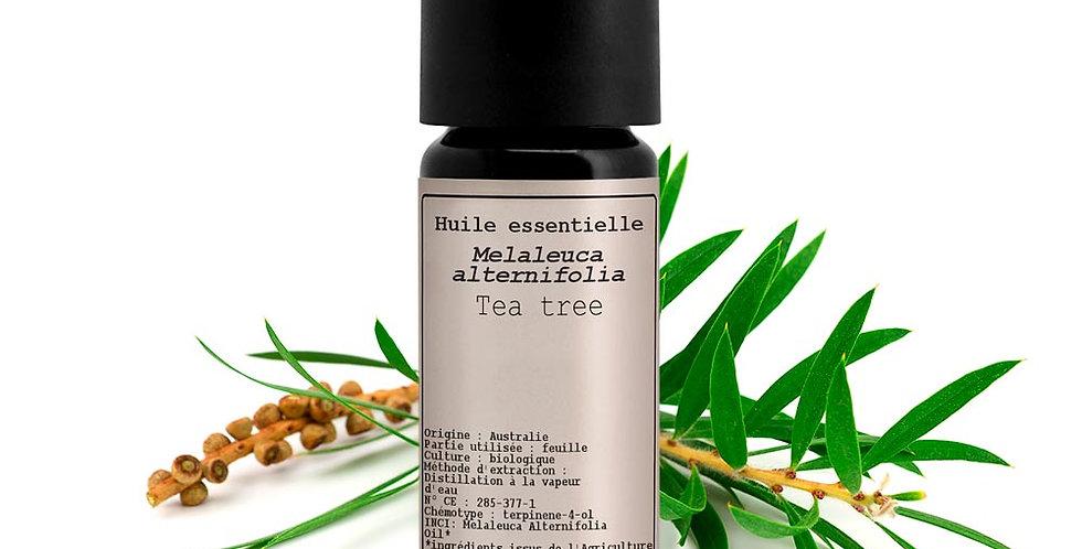 Aceite esencial Árbol de té (Melaleuca alternifolia)