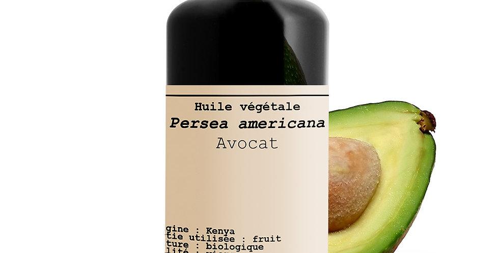 Aguacate, Aceite Vegetal (Persea americana)