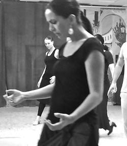 Ursula Moreno Flamenco en Malaga