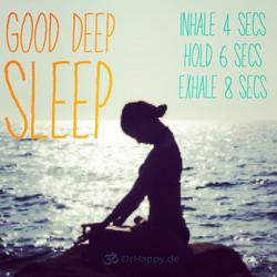 good deep sleep