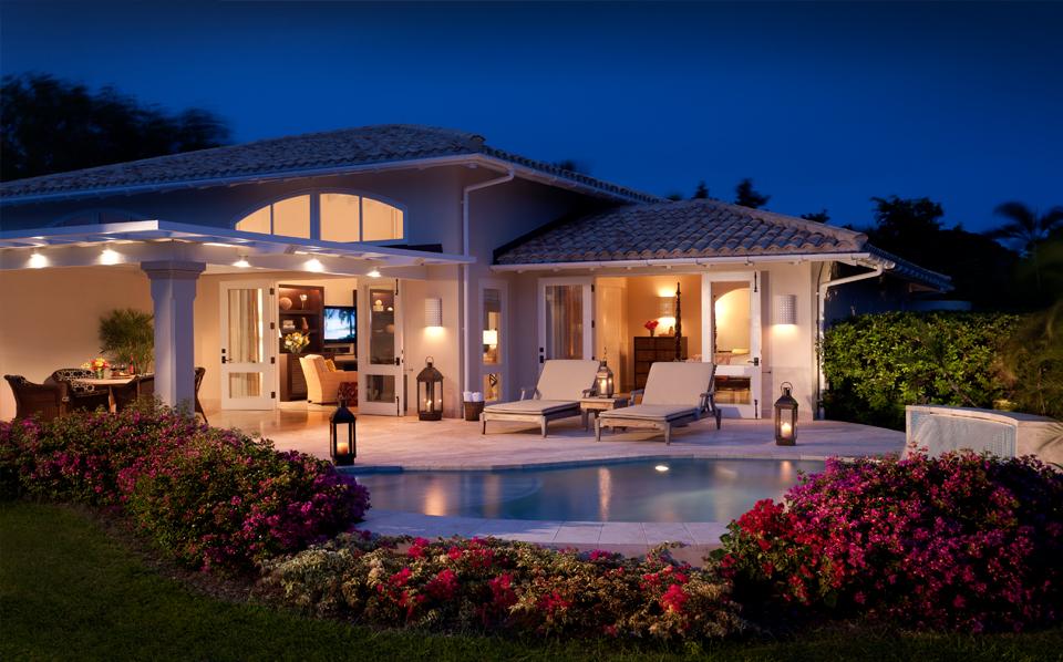 Villa at Jumby Bay Island
