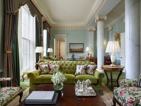 The Lanesborough Suite reopens
