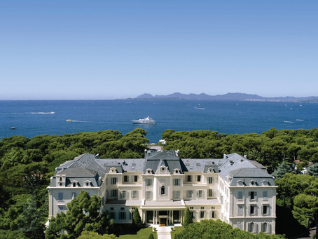 Hotel du Cap-Eden-Roc awarded 'Palace distinction'