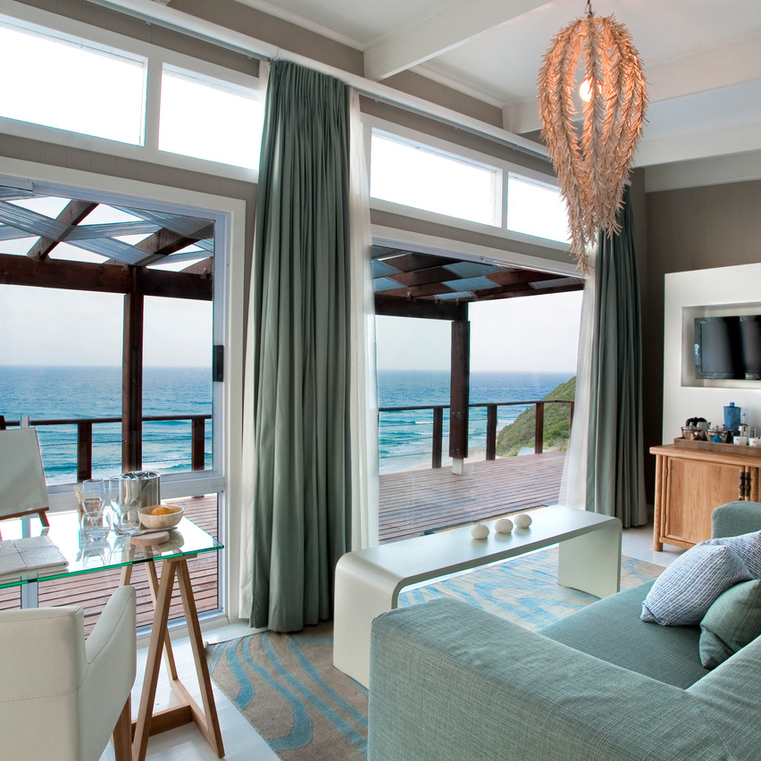 Pool Suite, view from your lounge