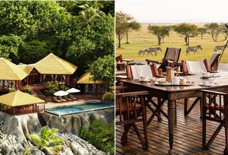 Wild beauty and beasts – Seychelles and Safari